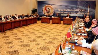 Das arabische Gipfeltreffen in Scharm el Scheich