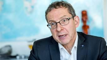 Das sagte der Aargauer Volkswirtschaftsdirektor am Montag bei Tele M1.