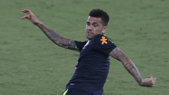 Dani Alves zaubert künftig wieder in seiner Heimat Brasilien