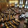 Die Parteien der Mitte gehören zu den Gewinnern der Basler Grossratswahlen.