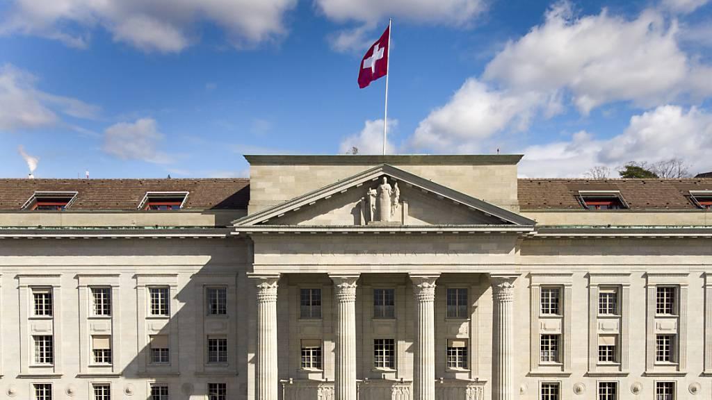 Die Vereinigte Bundesversammlung wählte am Mittwoch die Bundesrichter für die Amtsperiode 2021-2026. (Archivbild)