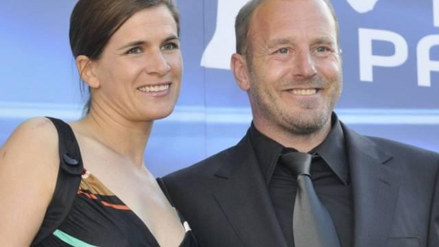 Heino Ferch mit Ehefrau Marie-Jeanette (Archiv)