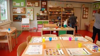 Die Kosten der Kinderbetreuung in der Stadt Schlieren sind nicht viel höher als anderswo.