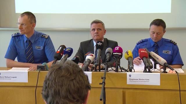 Bluttat Würenlingen: Die Polizei informiert am Tag danach