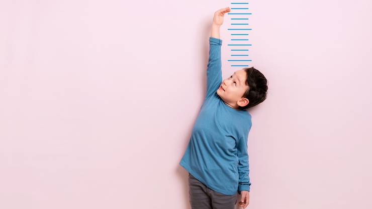 Einfach nur klein - oder zu klein? Die Kinderärzte bekommen neue Grenzwerte.