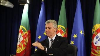 Hat kein Plan B: Ministerpräsident Coelho