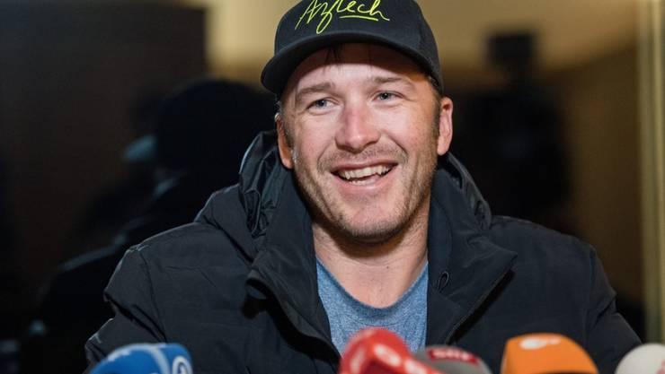 Wird Vater von eineiigen Zwillingen: der ehemalige US-Skirennfahrer Bode Miller.