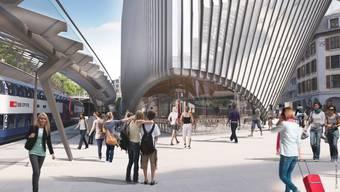 Stadelhofen Calatrava