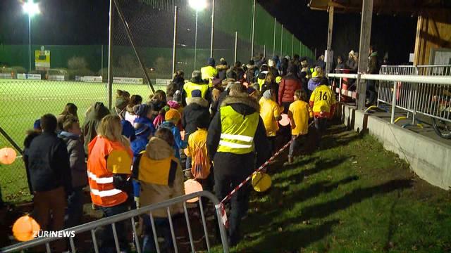 FC Herrliberg wehrt sich gegen Lärmklagen