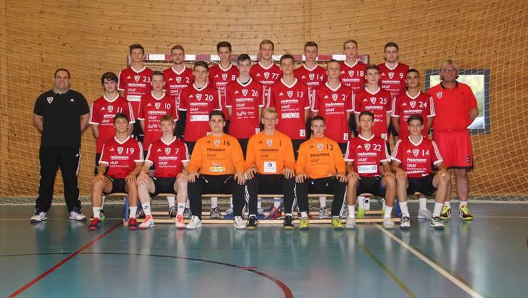 U19-Elite des HSC Suhr Aarau