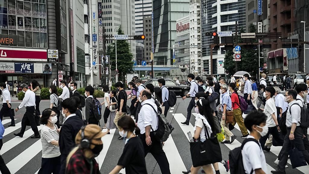 Eine fast 40-Millionen-Metropole