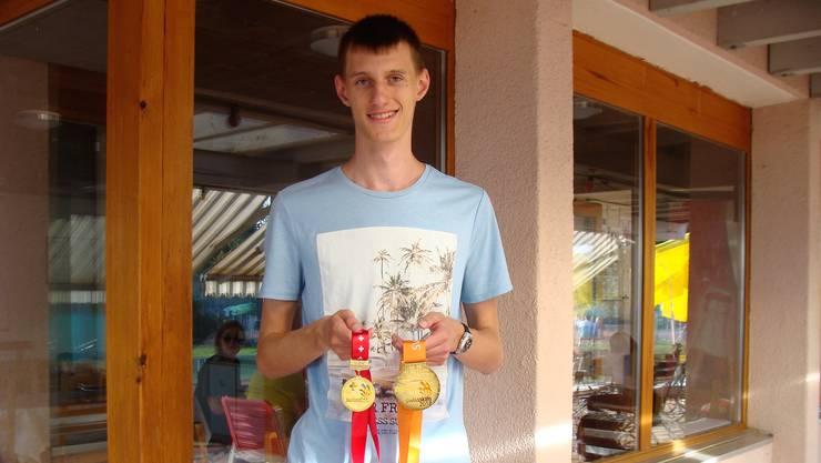 Schon zweimal hat Tim Rhomberg aus Urdorf die Swiss Skills gewonnen. Bevor er nun an die World Skills geht, hat er Bundesratsbesuch erhalten.
