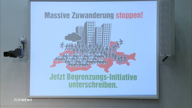 Begrenzungs-Initiative gegen Masseneinwanderung