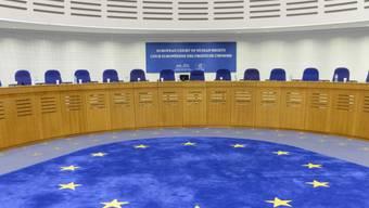 Im Europäischen Gerichtshof für Menschenrechte (Symbolbild)