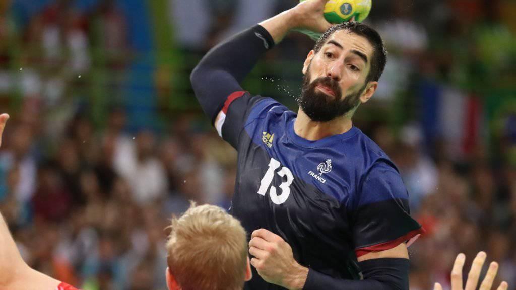 Nikola Karabatic ist der grosse Abwesende an der Handball-WM in Deutschland und Dänemark