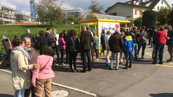 Demo Glarner Oberwil-Lieli