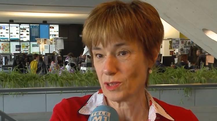 """Ruth Humbel: """"Kantone müssen ihre Verantwortung wahrnehmen."""""""