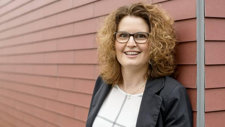 CVP-Präsidentin Brigitte Müller-Kaderli:  «Für uns ist ein bürgerliches Fünfer-Ticket mit je zwei SVP- und FDP-Kandidaten sowie Anton Lauber ausgeschlossen.»