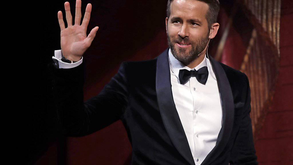 Ryan Reynolds will als «Free Guy» auftreten