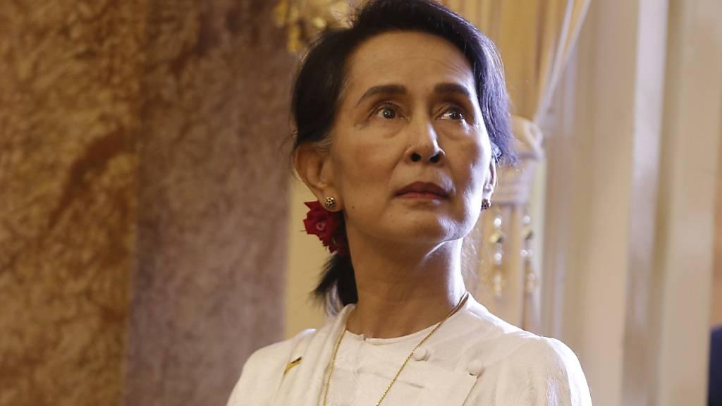 Aung San Suu Kyis Partei fordert Freilassung