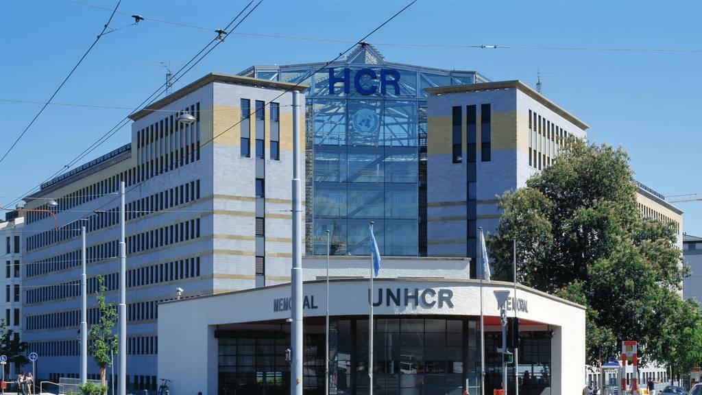 Syrischer Kurde zündet sich vor dem UNHCR in Genf an