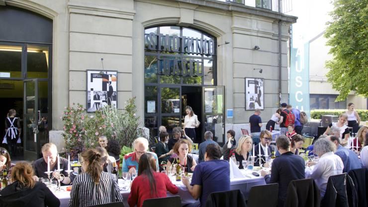 """Das Basler Filmfest Bildrausch ist ein (noch) kleines Festival, das während vier Tagen etwa 3000 Eintritte verzeichnet. Der intime Rahmen sorgt für enge Tuchfühlung zwischen Publikum und Künstlern - dieses Jahr beispielsweise mit der Hollywood-Legende Paul Schrader (""""Taxi Driver"""")."""
