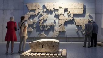 Landesmuseum Eröffnung