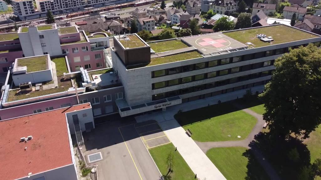 Kurznachrichten: Spital Wattwil, IG Tüüfner Engpass, Impfen