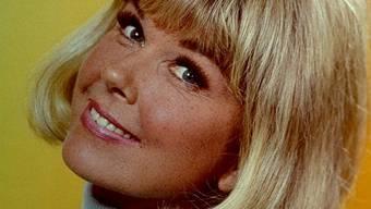 Doris Day war eine erfolgreiche US-Sängerin und Schauspielerin.