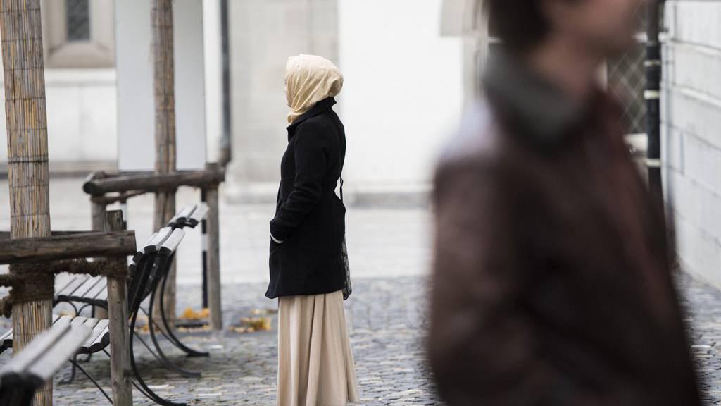 SVP geht gegen muslimische Familie vor.