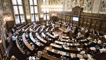 100 Parlamentarier sitzen im Grossen Rat – zumindest in der Theorie.