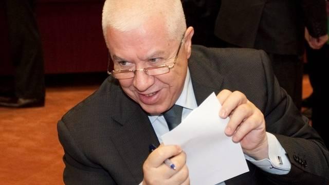 Portugals Finanzminister Fernando Teixeira dos Santos (Archiv)