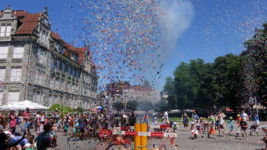 Ferienpass bietet auch dieses Jahr Spiel und Spass