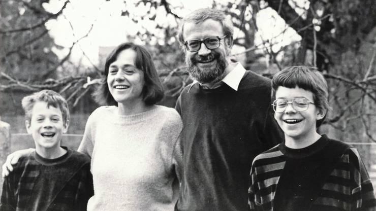 Kaspar Sutter pflegt ein gutes Verhältnis zu seinen Eltern: «Sie sind stolz auf mich.»