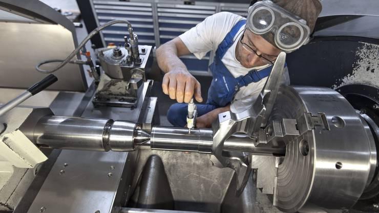 Der Branchenverband Swissmechanic fürchtet bei einem zweiten Lockdown den Verlust von Arbeitsplätzen.