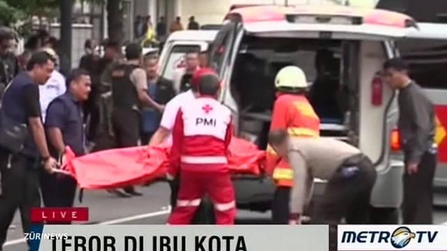Anschläge in Indonesien