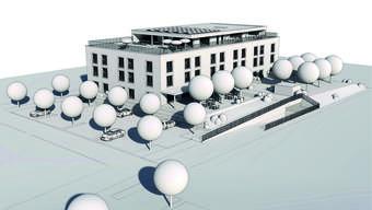 Visualisierung Oepfelbaum Recherswil