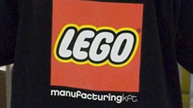 Lego mit gesteigertem Gewinn