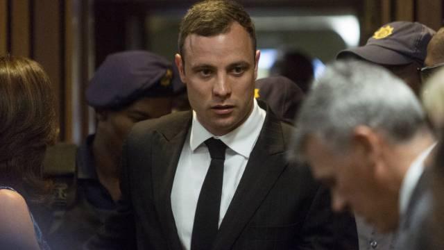 Oscar Pistorius erscheint wieder vor Gericht