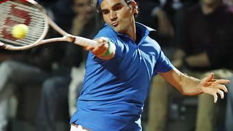 Roger Federer dominierte seine Gegner Andreas Seppi