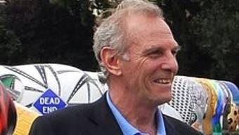 Camillas Bruder Mark Shand bei einer Ausstellung 2010 (Archiv)