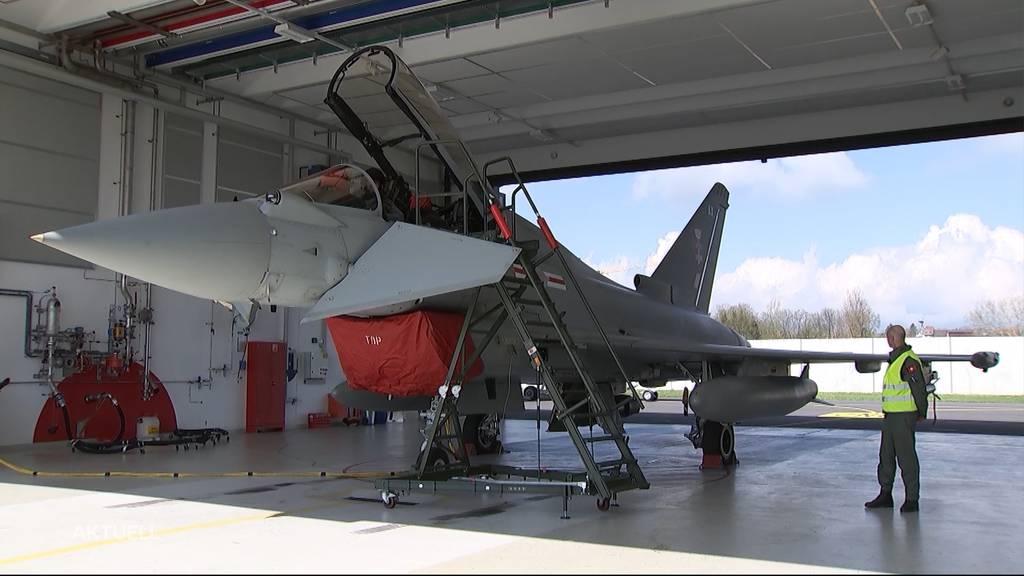 Bundesrat entscheidet für Beschaffung des US-Kampfjets F-35A