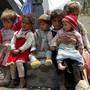 Eine neue Studie belegt, dass ein Fünftel der Kinder im Kriegsgebiet Jemen traumatisiert und depressiv sind. (Archivbild)