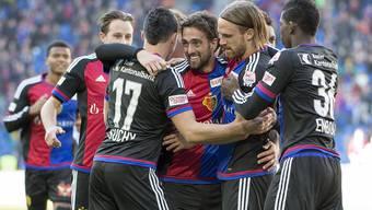 FC Basel - FC Vaduz, 21.02.2016