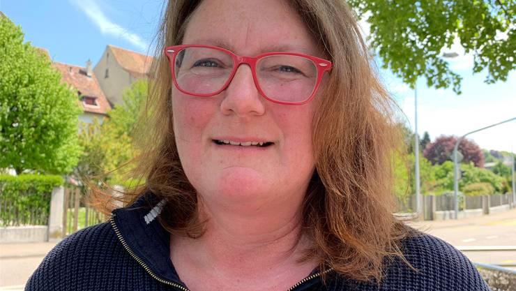 «Oft Reagieren die Leute mit Unverständnis auf behinderte Hunde»: Susanne Karrer, Vereinspräsidentin