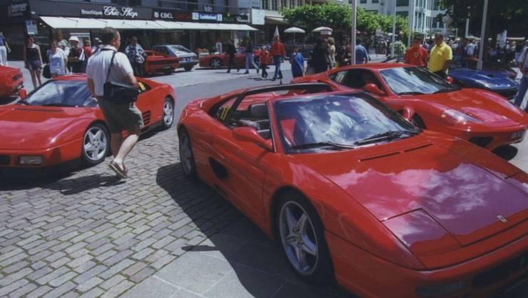 Ferrari verliert vor Gericht gegen einen Spielzeughersteller (Symbol).