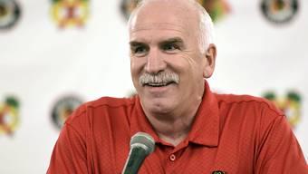 Joel Quenneville ist als Trainer der Chicago Blackhawks entlassen worden