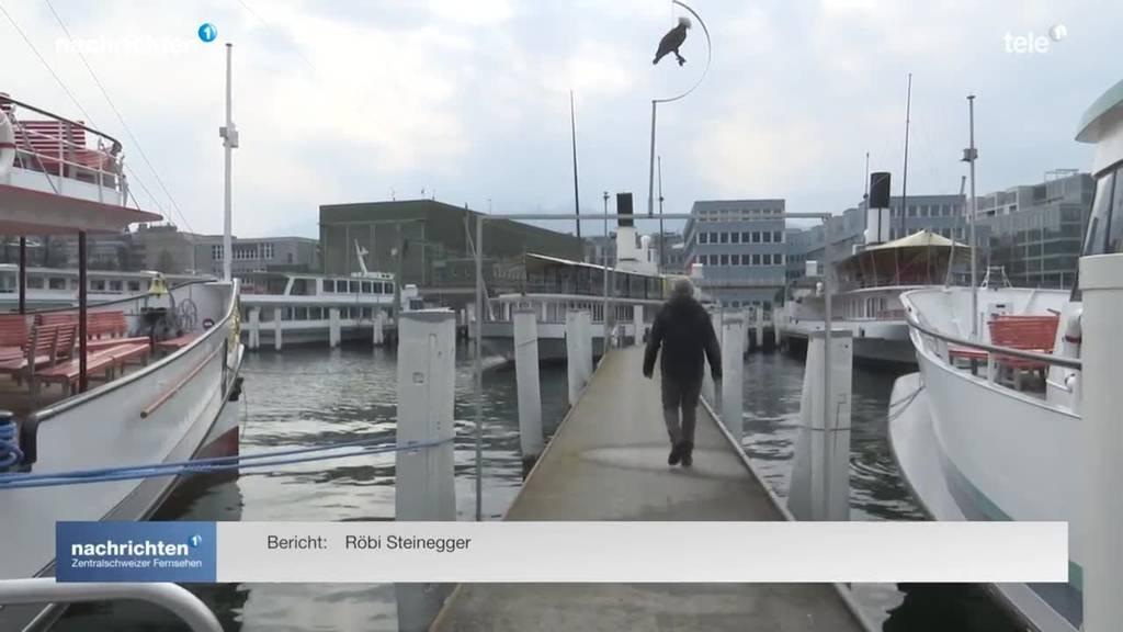 So sieht das Dampfschiff Stadt Luzern aus