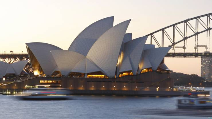 Der australischen Metropole Sydney und anderen Grossstädten des Landes drohen regelmässige Hitzerekorde (Archiv)
