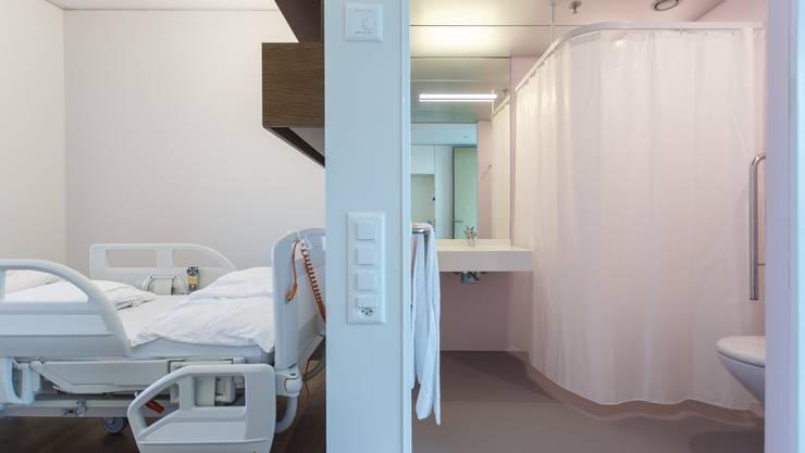 Der Neubau Bürgerspital Solothurn hätte im Mai mit einem fünftägigen Fest eingeweiht werden sollen. Nun wird das Fest verschoben.